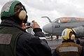 US Navy 060310-N-2838C-007 - A flight member takes pictures of an EA-6B Prowler.jpg