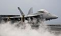 US Navy 080110-N-2984R-258 An F-A-18 Super Hornet assigned to.jpg