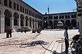 Umayyad Mosque, Damascus (دمشق), Syria - Courtyard of looking northeast - PHBZ024 2016 1369 - Dumbarton Oaks.jpg
