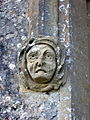 Unhappy face at Penrice - geograph.org.uk - 1318387.jpg
