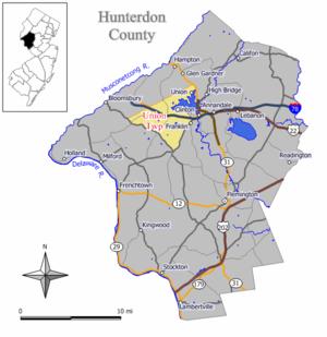 Union Township, Hunterdon County, New Jersey - Image: Union twp 019 nj