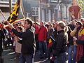 United Belgium Brussels demonstration 20071118 DMisson 00087 rue Froissart.jpg