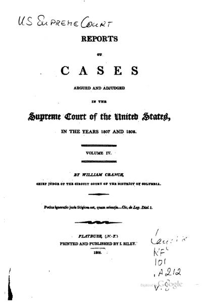 File:United States Reports, Volume 8.djvu