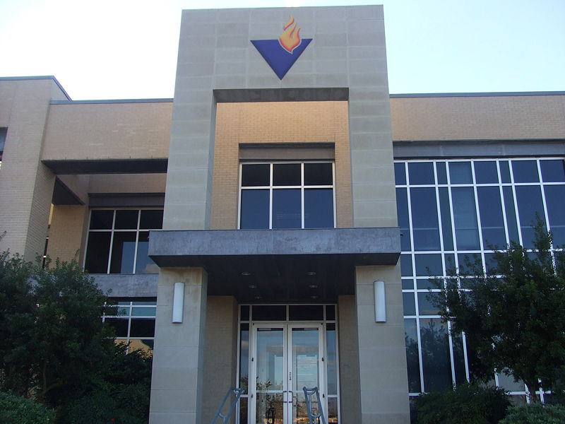 File:University of Houston Victoria University West building.jpg