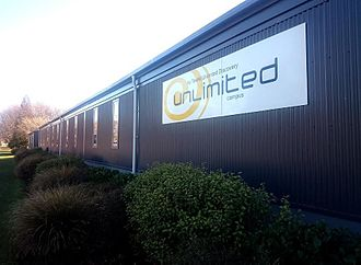 Ao Tawhiti - Unlimited campus in June 2015