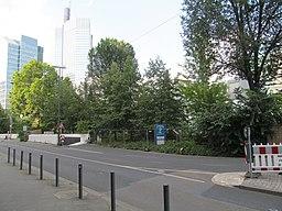 Untermainanlage in Frankfurt am Main