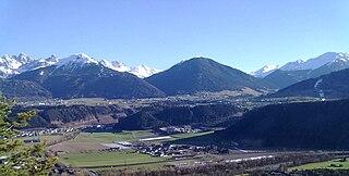 Unterperfuss Place in Tyrol, Austria
