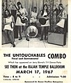 Untouchable 1967 Concert Poster.jpg
