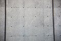 Unused cladding holes - east facade - J Edgar Hoover Building - Washington DC - 2012.jpg