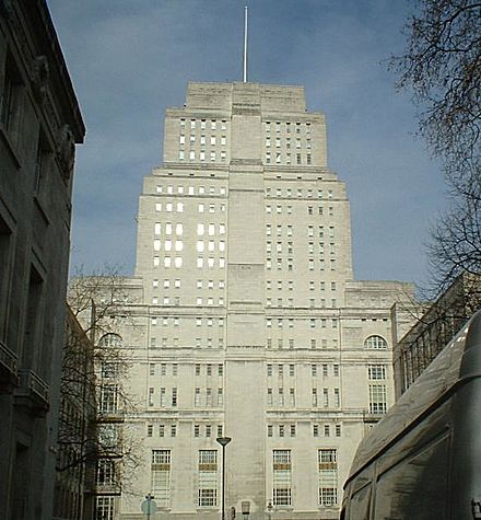 Senate House der Universität London