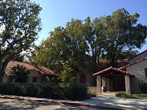 Rustic Canyon, Los Angeles - Rustic Canyon Recreation Center, formerly the Uplifters Clubhouse