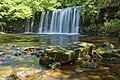 Upper Ddwli Waterfall - geograph.org.uk - 1496065.jpg