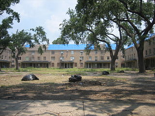 Magnolia Projects human settlement in United States of America