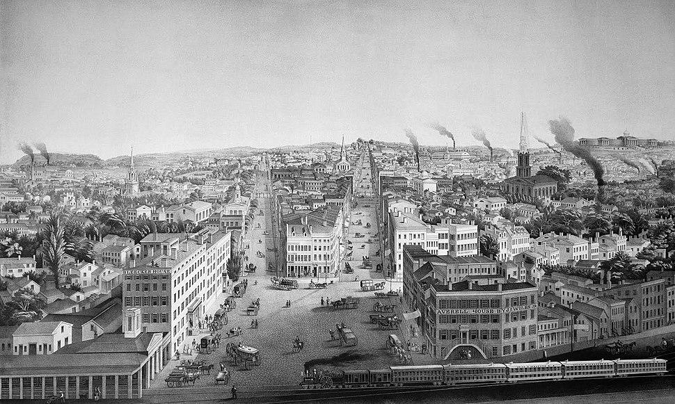 Utica 1850s