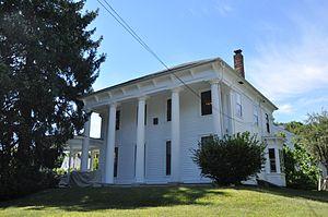 Judson–Taft House - Judson Taft House in 2013