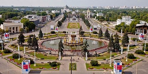 Risultati immagini per vdnkh moscow