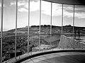 "VIEW FROM THE HADASSAH MEDICAL CENTER ON MOUNT SCOPUS. הנוף הנראה מהמרכז הרפואי ""הדסה"" בהר הצופים, ירושלים.D403-090.jpg"