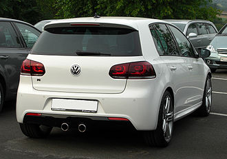 Volkswagen Golf Mk6 - VW Golf VI R 5-door