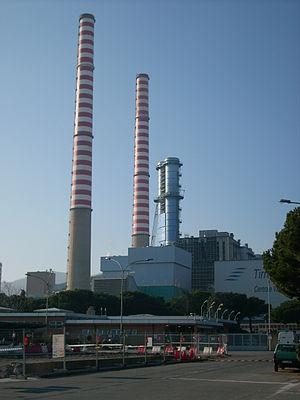 "Centrale Enel ""Tirreno Power"" di Vad..."