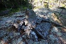 Vainudden Standing Stone