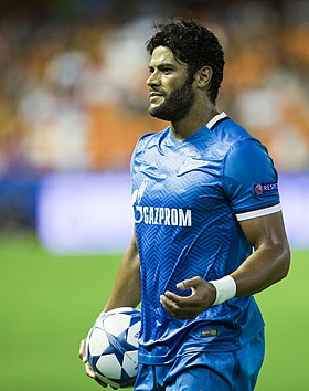 Image illustrative de l'article Hulk (football)