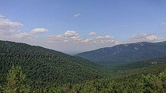 Guadarrama National Park - Valsaín Mounts, Guadarrama National Park