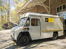 095d47cf94 Commer Walk-Thru van as used by the Dutch company Van Gend   Loos