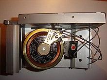 autotransformer variable transformer part of tektronix 576 curve tracer