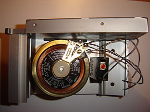 Autotransformer - Variable Transformer - part of Tektronix 576 Curve Tracer