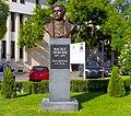 Vasil Levski monument, Nova Zagora.jpg