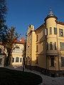 Vaszary Villa. Western building. North. - 2 Honvéd Street, Balatonfüred.JPG