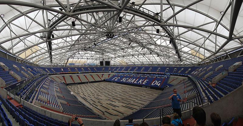 Arena Aufschalke Wikipedia