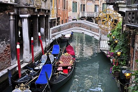 Venezia Venice Italy Creative Commons by gnuckx