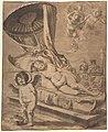 Venus and Cupid (r); Studies of a Woman (v.) MET DP803407.jpg