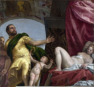 The Allegory of Love (Veronese) - Image: Veronese Allegory of love Respect
