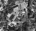 Vestavia Hills High School aerial-greyscale enhanced.png