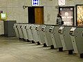 Vestibule of Kuznetsky Most metro station (Вестибюль станции метро Кузнецкий Мост) (5377601464).jpg