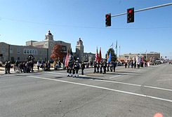 Veteran's Day parade, Ponca City, Oklahoma.jpg