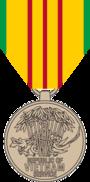 Vietnam Service Medal, obverse.png