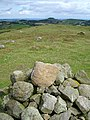 View from a cairn on Stapeley Hill - geograph.org.uk - 531442.jpg
