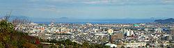 Urbocentre Niihama kaj Seto Interna Maro