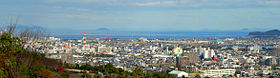 View of Niihama city.jpg