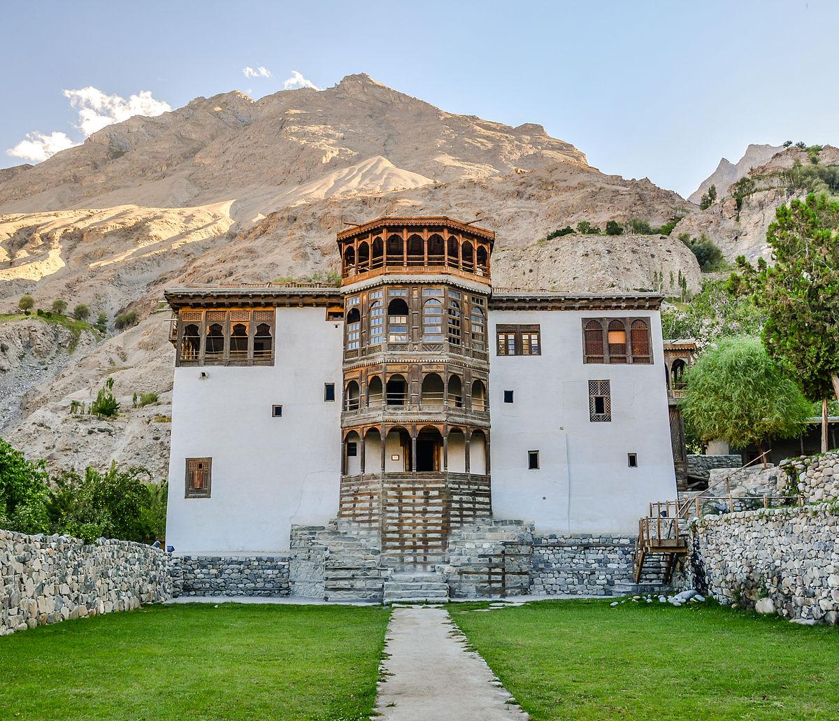 Khaplu Palace Wikipedia