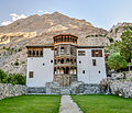 View of main entrance of Khaplu Palace.jpg