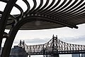 View of the 60th St Bridge from Rockefeller University by Kreiss.jpg