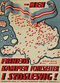 Viggo Guttorm-Pedersen Plakat for Sydslesvigs Udvalg af 5' maj 1945.jpg