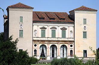 Gian Giorgio Trissino - Villa Trissino in Cricoli