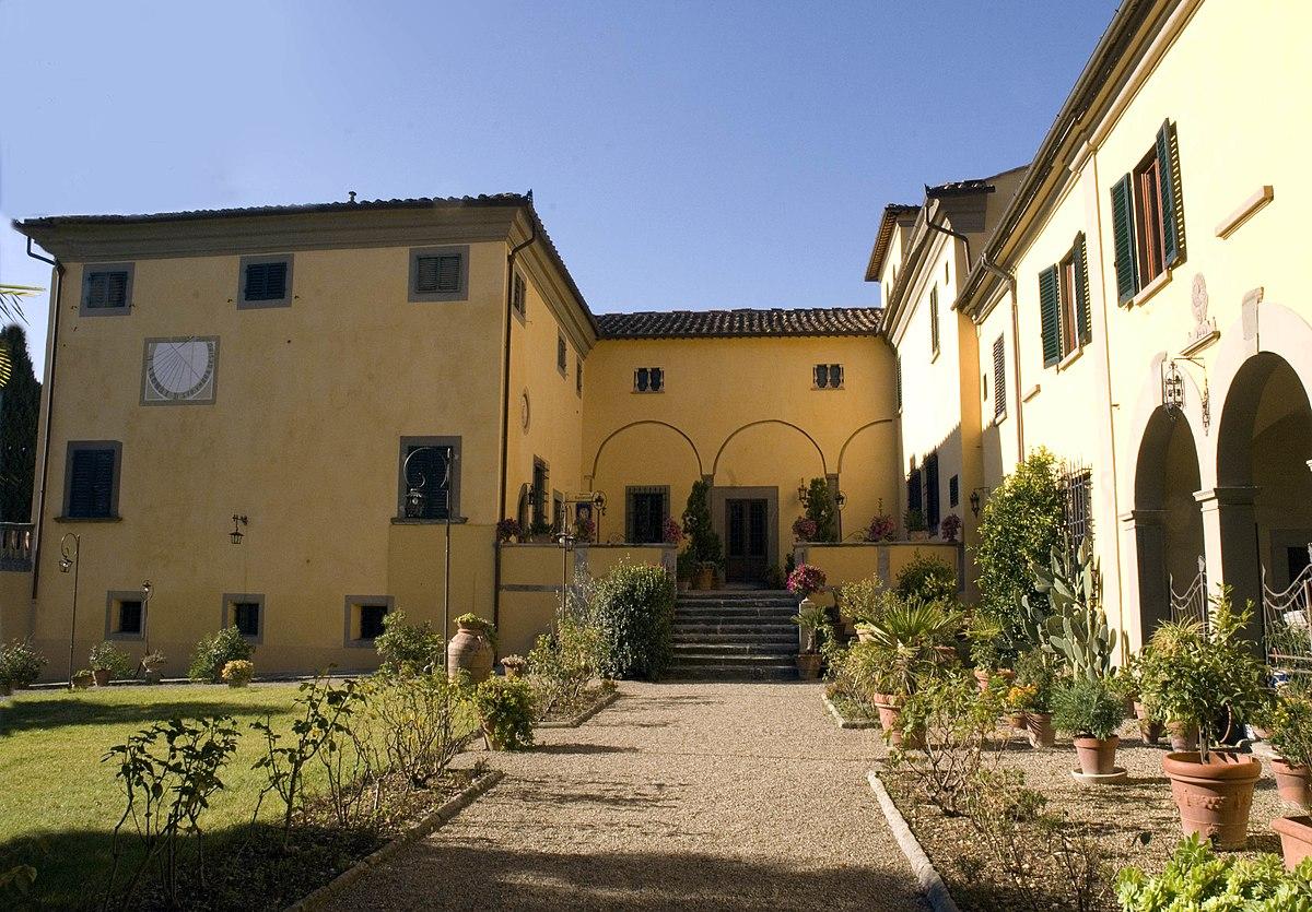 Villa Reale Di San Casciano Val Di Pesa