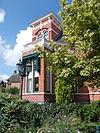villa in eclectische stijl 1898 - 3