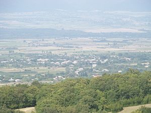 Akhateli - Image: Village Akhateli